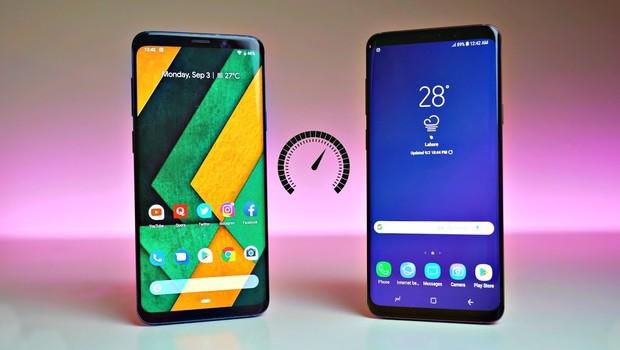 Android Pie yüklü telefonlar işte böyle görünüyor!