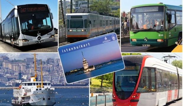 İstanbullular dikkat! Yüzde 50 indirimli olacak