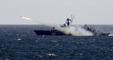 Rusya, Akdeniz'deki tatbikatının görüntülerini yayınladı