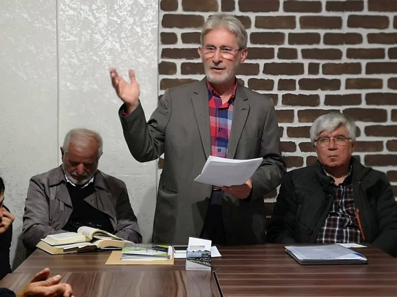 Yeniden Refah Partisi İlçe Başkanı Yaşar Ergünden Duyuru