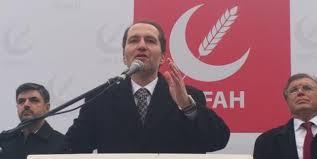 Dr. Fatih Erbakan – Yeniden Refah Partisi Tanıtım Toplantısı