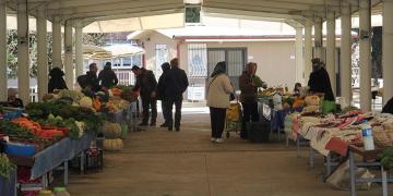 Köylü Pazarı'nda fiyatlar yine değişmedi