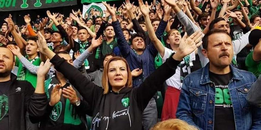 Fatma Kaplan Hürriyet, deplasmana gidecek