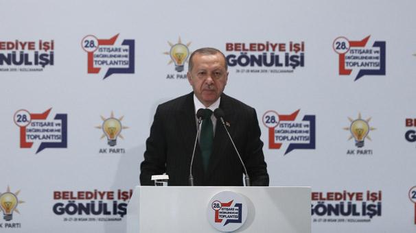 Son dakika: Cumhurbaşkanı Erdoğan'dan İstanbul seçimleriyle ilgili açıklama