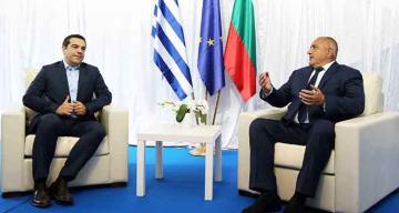 Bulgaristan-Yunanistan doğalgaz boru hattının temeli atıldı