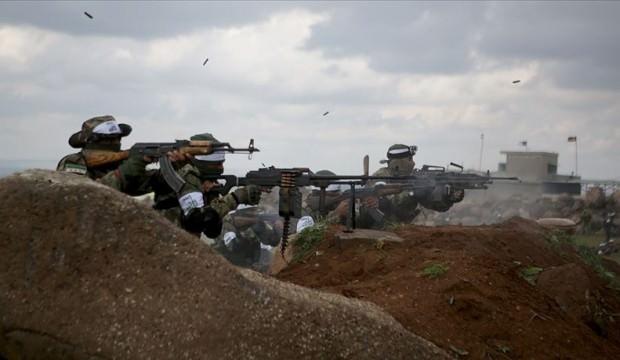 ÖSO, Esed rejimine karşı operasyon başlattığını duyurdu