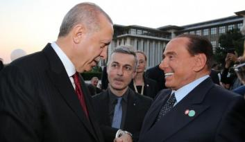 Silvio Berlusconi'den sürpriz Türkiye çağrısı