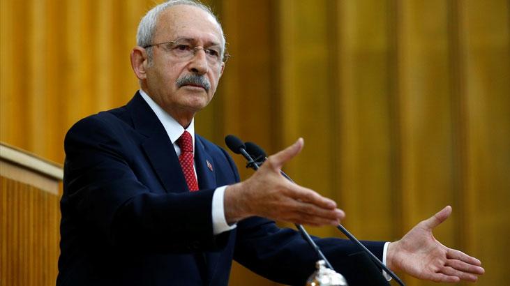 Kılıçdaroğlu'ndan AB'nin yaptırım kararına sert tepki!