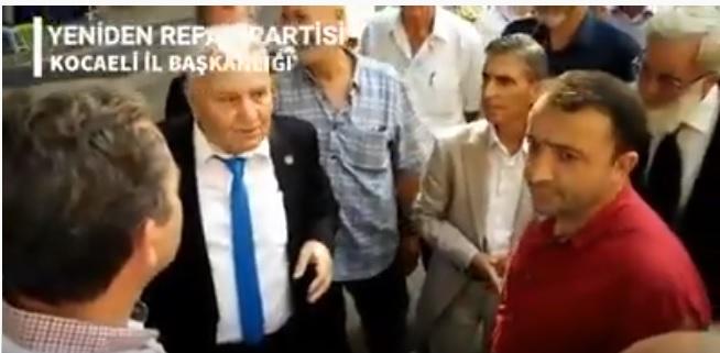 Yeniden Refah Partisi Kocaeli İl Teşkilatı Meydanlara İndi