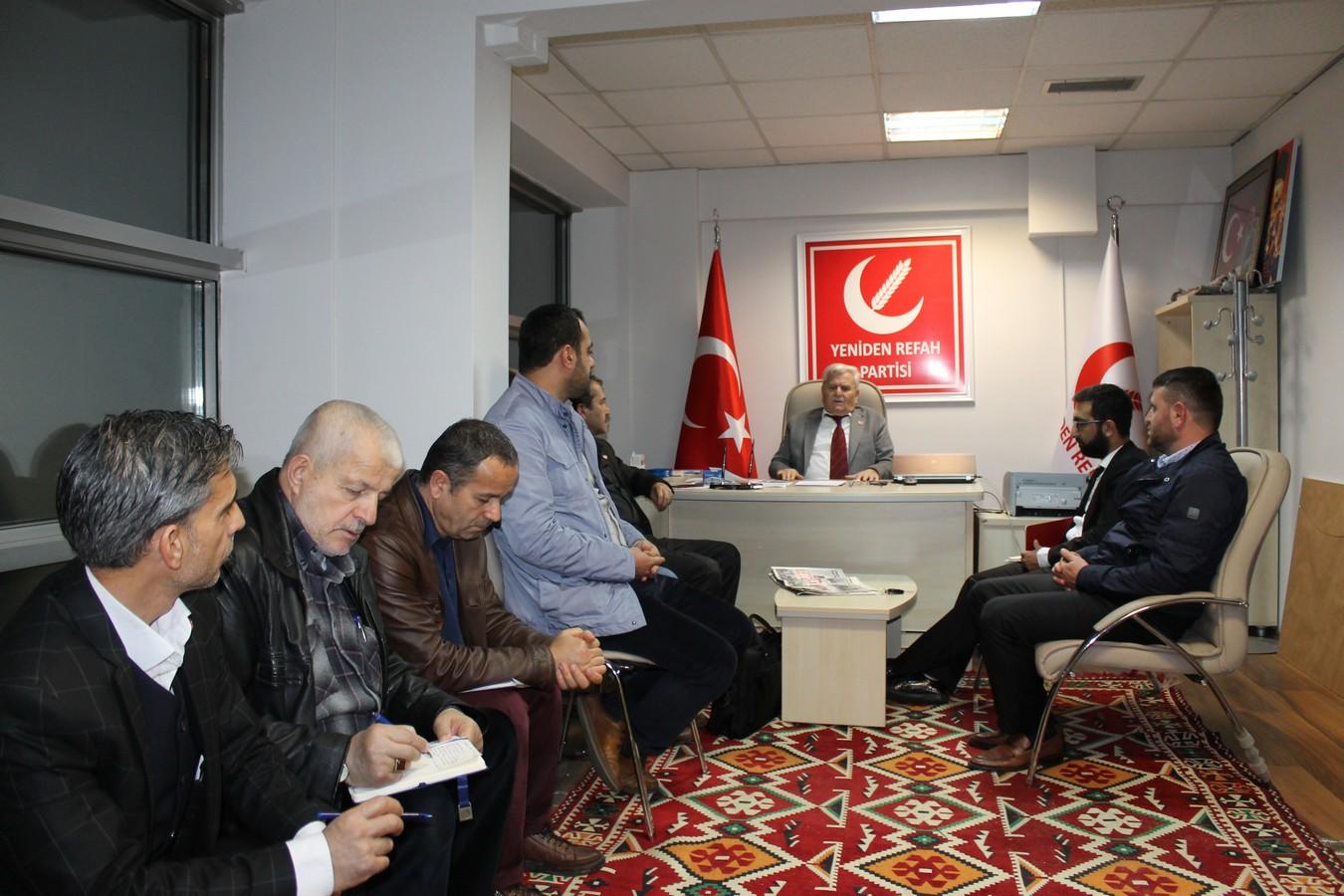 Yeniden Refah Erbakan' ı bekliyor..
