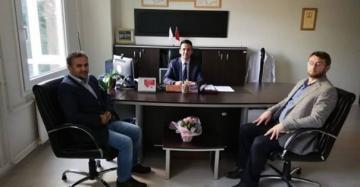 Derince Refah Partisinden Hakan Bitlis'e ziyaret
