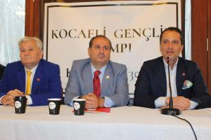 Dr. Fatih Erbakan Kocaeli'nde..