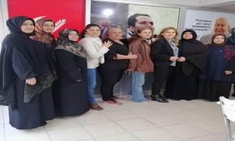YENİDEN REFAH PARTİSİNE CHP'DEN ZİYARET