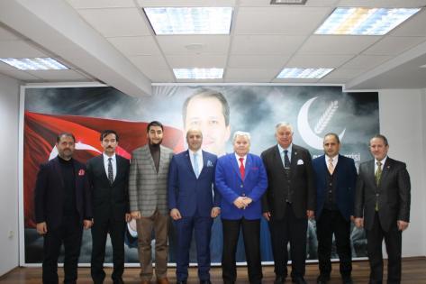 Yeniden Refah Partisi Kocaeli İl Semineri