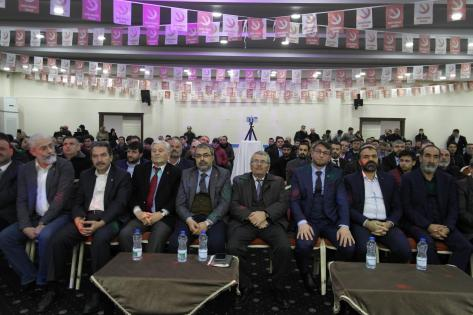 Yeniden Refah partisi Derince Genişletilmiş İlçe Divanı