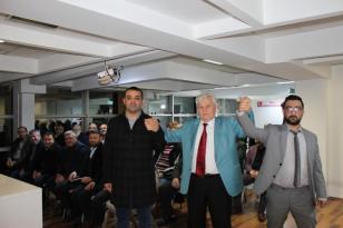 YRP İl Gençlik Kollarına Yeni Başkan Atamasını Gerçekleştirdi