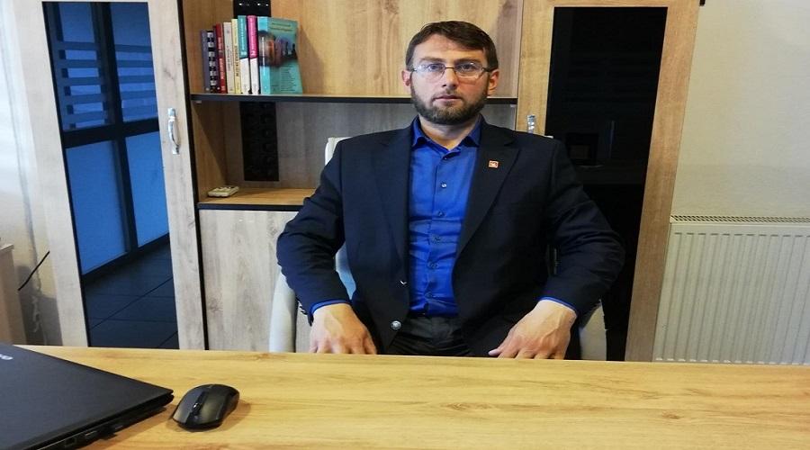 YRP Derince İlçe Başkanı Yakup Güzeltepe