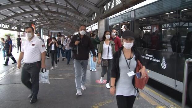 Minikler okula başladı… İşte İstanbul'da sabah trafiği