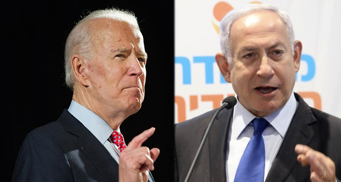 Netanyahu, ABD'nin kendilerini desteklediğini söyledi