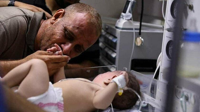 İsrail'in saldırısında 4 çocuğu ve eşini kaybeden baba: Çocukları öldürmenin gerekçesi ne olabilir