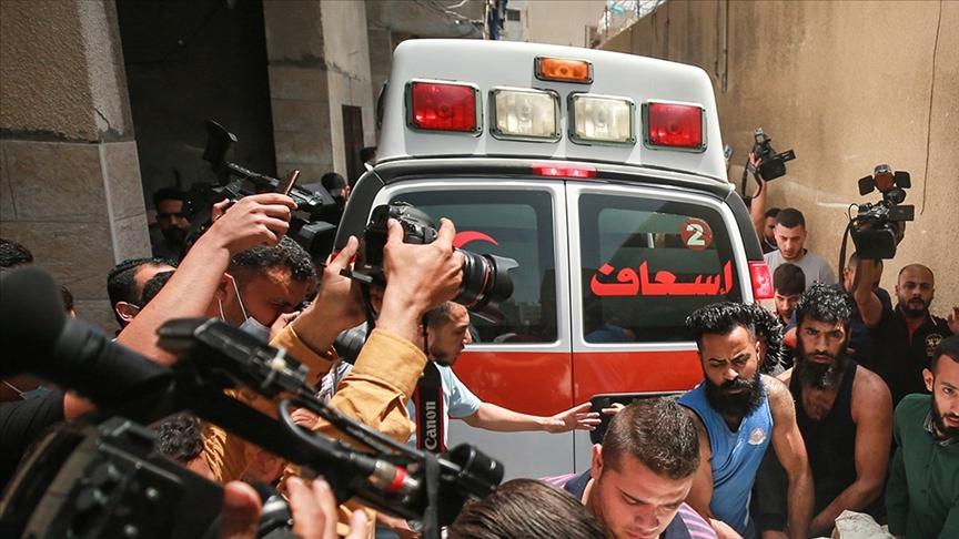 Yahudi yerleşimciler Doğu Kudüs'te Filistinlilere ateş açtı: 2 yaralı