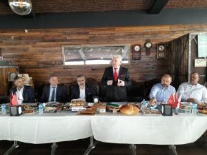 Kocaeli İl Başkanı Mehmet Aras