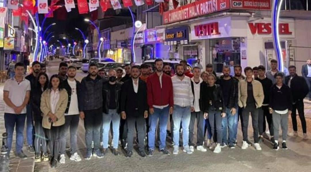 CHP DERİNCE KARIŞTI