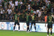 Yılport Samsunspor: 1-0